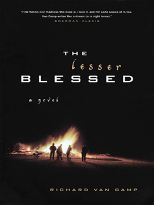 The Lesser Blessed Cover