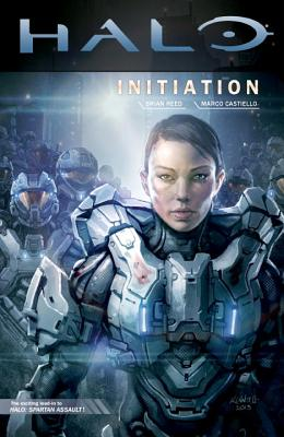 Halo: Initiation cover image