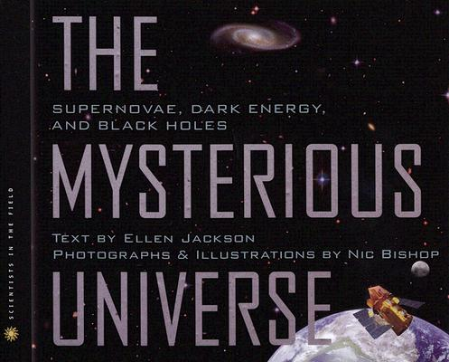 The Mysterious Universe Cover