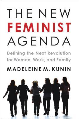 The New Feminist Agenda Cover