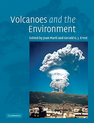 Volcanoes and the Environment Cover Image