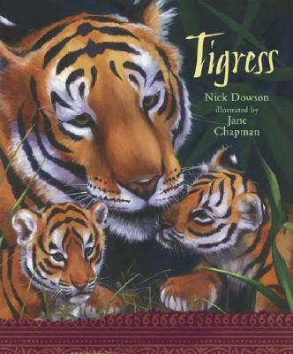 Cover for Tigress