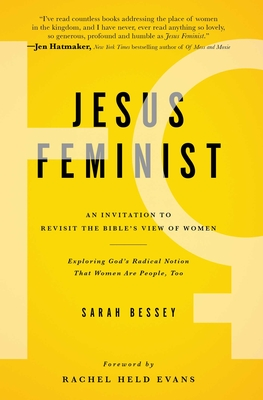 Jesus Feminist: An Invitation to Revisit the Bible's View of Women Cover Image