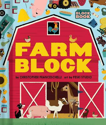 Farmblock (An Abrams Block Book) Cover Image