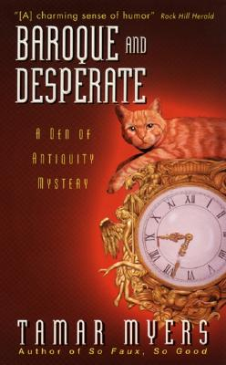 Baroque and Desperate Cover Image