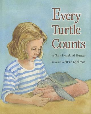 Every Turtle Counts Cover