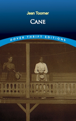 Cane (Dover Thrift Editions) Cover Image