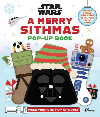 Star Wars: A Merry Sithmas Pop-Up Book Cover Image