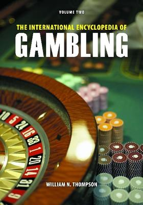 Cover for The International Encyclopedia of Gambling