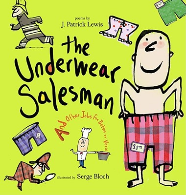 The Underwear Salesman Cover