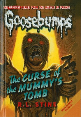 The Curse of the Mummy's Tomb (Goosebumps #5) Cover Image