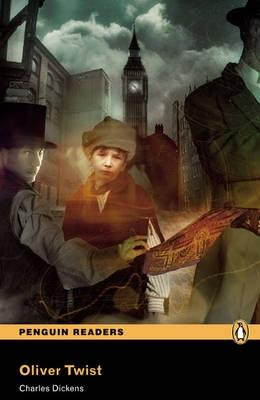 Oliver Twist, Level 6, Pearson English Readers (Penguin Readers: Level 6) Cover Image