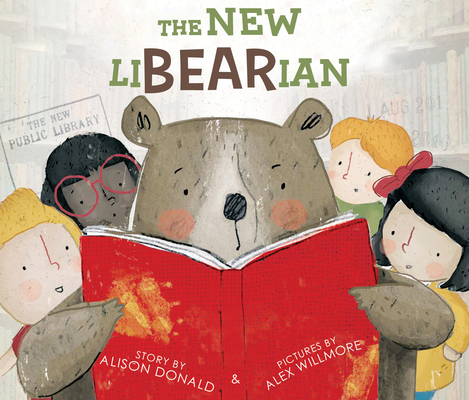 The New LiBEARian Cover Image