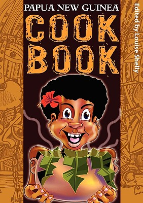 Papua New Guinea Cook Book Cover Image