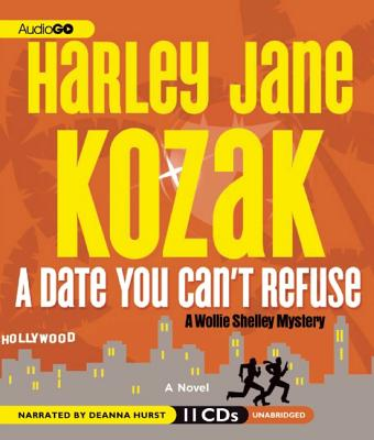A Date You Can't Refuse (Wollie Shelley Mysteries) Cover Image