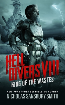 Cover for Hell Divers VIII