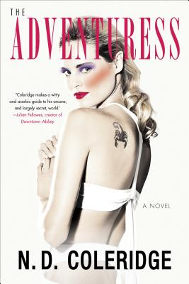 The Adventuress Cover