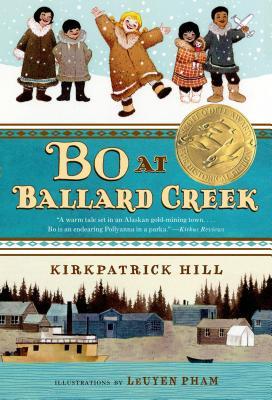Cover for Bo at Ballard Creek