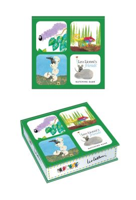 Leo Lionni's Friends Matching Game: A Memory Game with 20 Matching Pairs for Children Cover Image