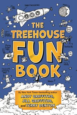The Treehouse Fun Book (The Treehouse Books) Cover Image