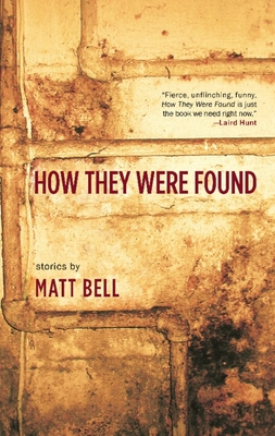 How They Were Found Cover