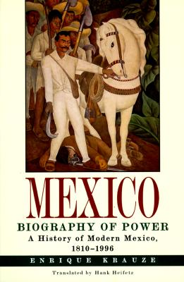 Mexico: Biogaphy of Power Cover Image