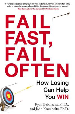 Cover for Fail Fast, Fail Often