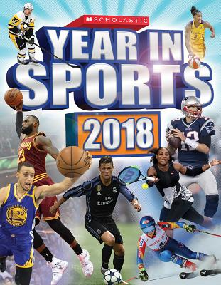 Scholastic Year in Sports 2018 Cover Image