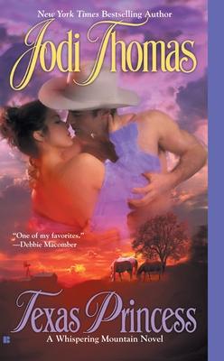 Cover for Texas Princess (A Whispering Mountain Novel #2)