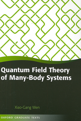 Cover for Quantum Field Theory of Many-Body Systems