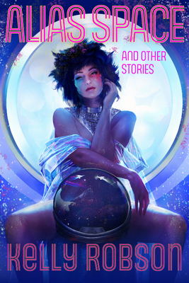 Cover for Alias Space and Other Stories