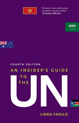 Cover for An Insider's Guide to the UN