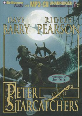 Cover for Peter and the Starcatchers