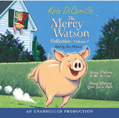 The Mercy Watson Collection Cover