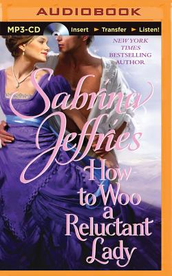 How to Woo a Reluctant Lady (Hellions of Halstead Hall #3) Cover Image