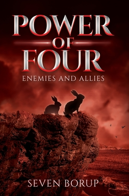 Power of Four, Book 3: Enemies and Allies Cover Image