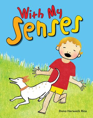 With My Senses Lap Book (Early Childhood Themes) Cover Image