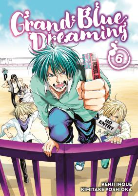 Grand Blue Dreaming 6 Cover Image