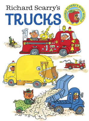 Richard Scarry's Trucks Cover Image