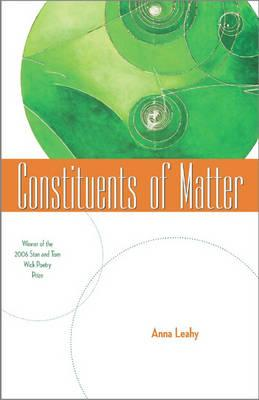 Constituents of Matter Cover