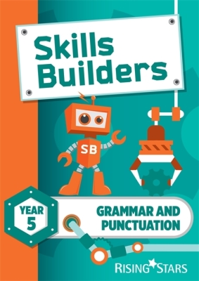 Skills Builders Grammar and Punctuation Year 5 Pupil Bookyear 5 Cover Image