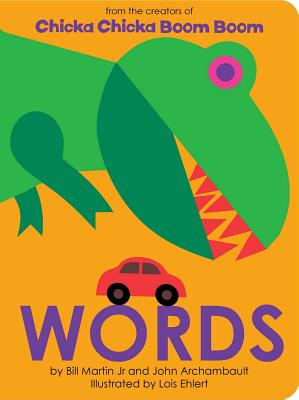 Words (Chicka Chicka Book, A) Cover Image