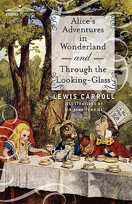 Alice's Adventures in Wonderland and Through the Looking-Glass Cover