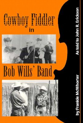 Cover for Cowboy Fiddler in Bob Wills' Band