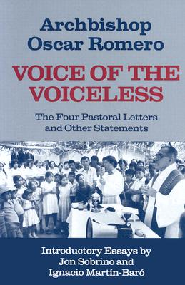 Voice of the Voiceless: The Four Pastoral Letters and Other Statements Cover Image