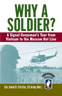 Why a Soldier? Cover