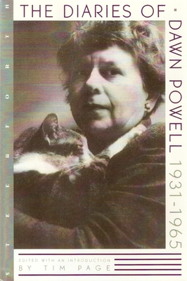 The Diaries of Dawn Powell: 1931-1965 Cover Image