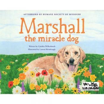 Marshall the Miracle Dog Cover