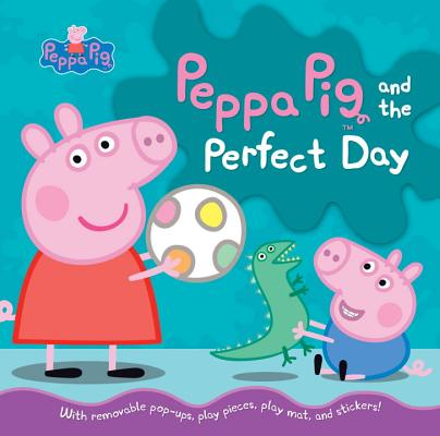 Peppa Pig and the Perfect Day Cover