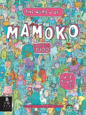 The World of Mamoko in the Year 3000 Cover